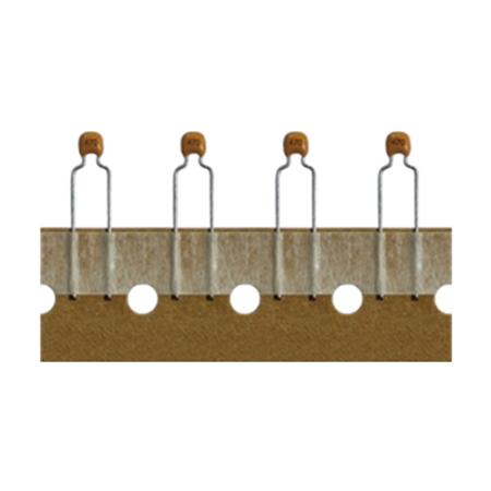 Radial Lead Ceramic Capacitor